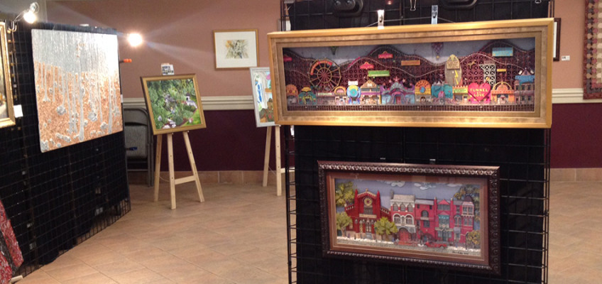 The Hicks Art Show is Back On!
