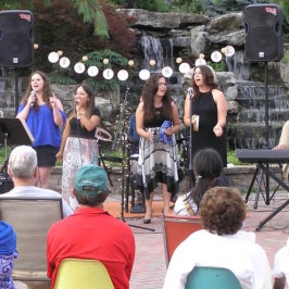 Announcing the 2015 Westbury Summer Arts and Concert Series