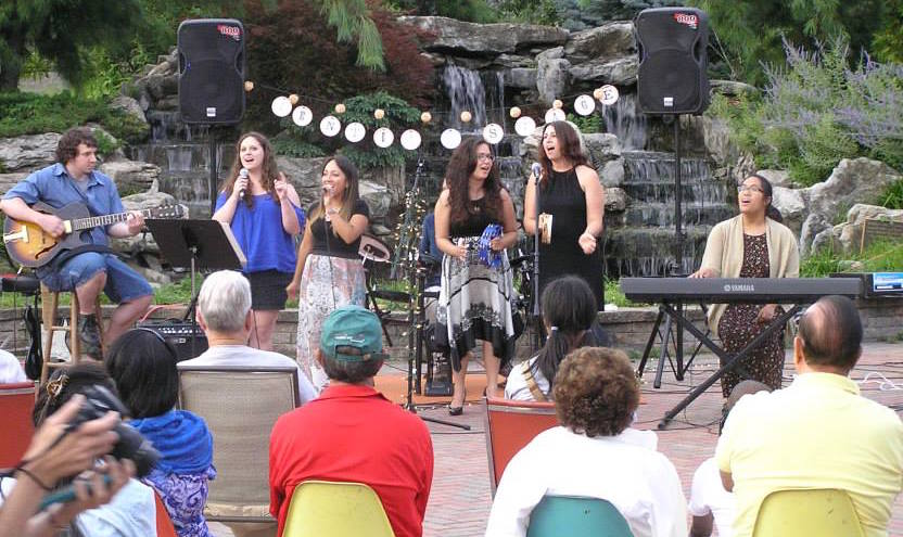 Call for visual artists: Summer concert series