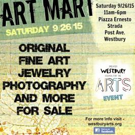 Extended Deadline: Call for Artists for Fall Art Mart