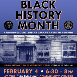 Join us for a special Black History Month Event on 2/4
