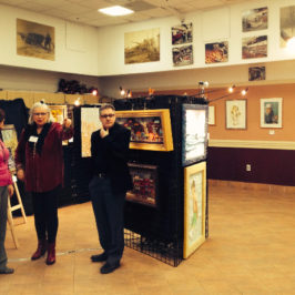 Call for Volunteers: Art Exhibition at Hicks