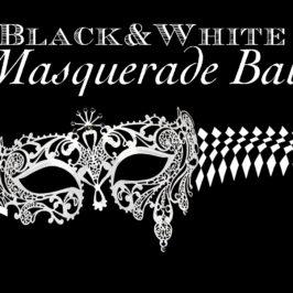 We're Gonna Have a Ball –A Black & White Masquerade Ball!