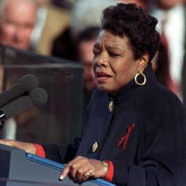 Celebrating Black History: Maya Angelou