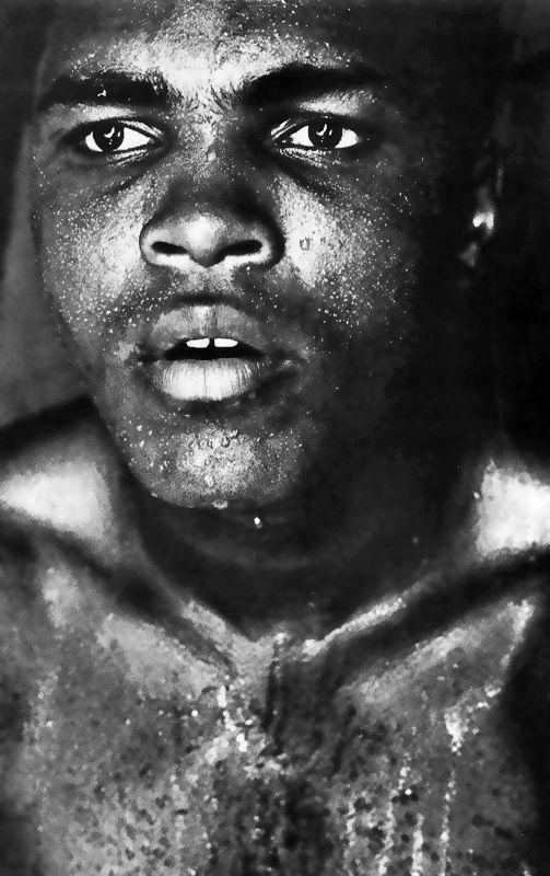 Muhammad Ali by Gordon Parks