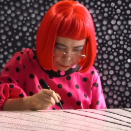 Celebrating Women's History in Art: Yayoi Kusama