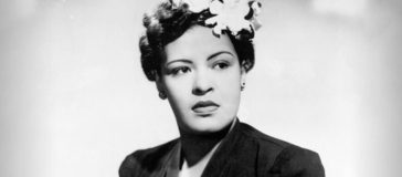 Celebrating Women's History: Billie Holiday