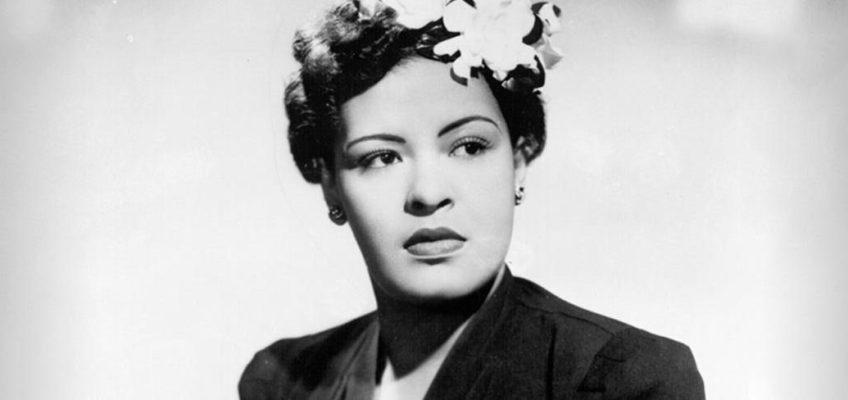 Celebrating Women's History: Billie Holiday