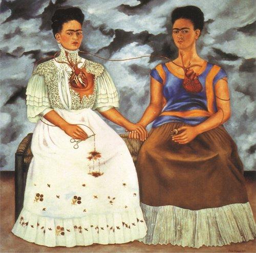"""Frida Kahlo – """"The Two Fridas"""" (1939)"""