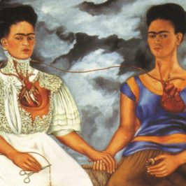 Celebrating Women's History in Art: Frida Kahlo