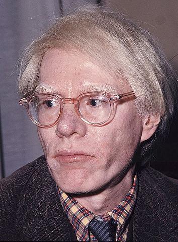 Celebrating LGBT Pride Month: Andy Warhol