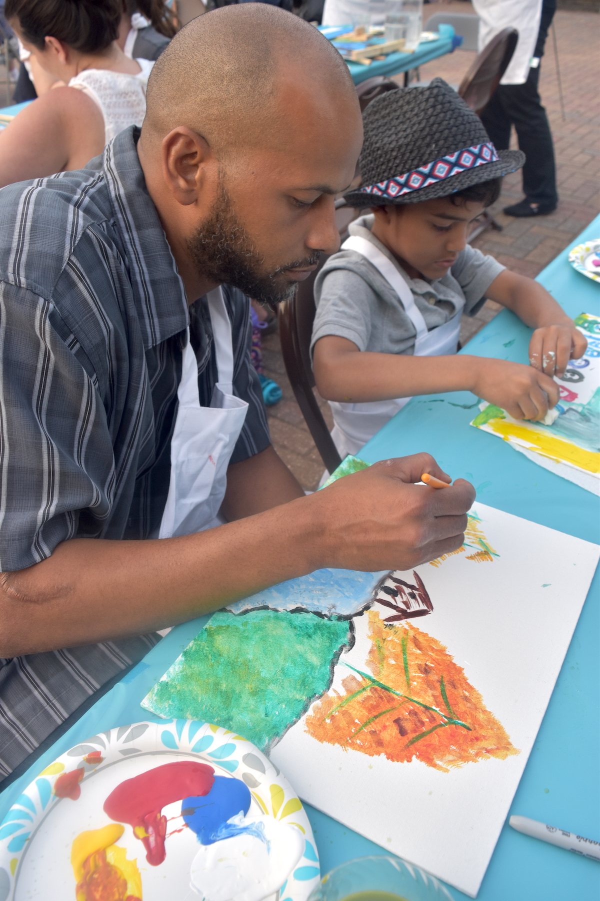 June 29 Event to Feature Outdoor Painting Class and
