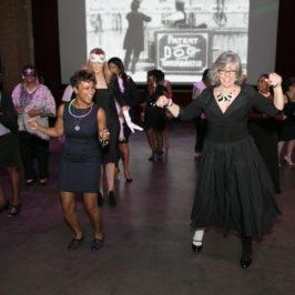 The Westbury Arts Black & White Masquerade Ball Approaches!