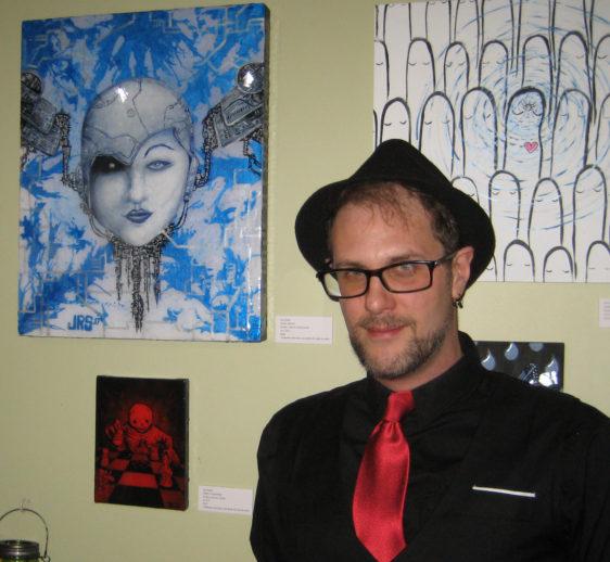 Meet Your Illustration Instructor: Jay Stuart