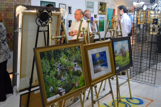 Call For Artists: Juried Art Contest & Exhibit