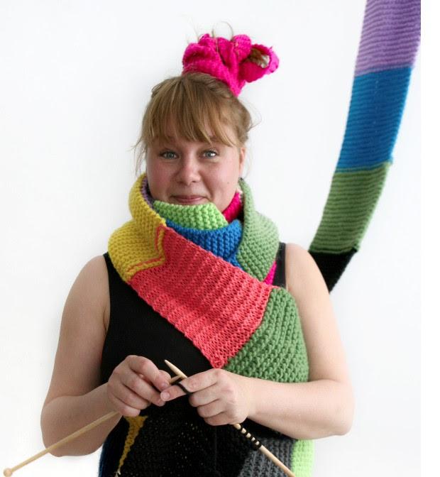 Knitting In Public : World wide knit in public day westbury arts