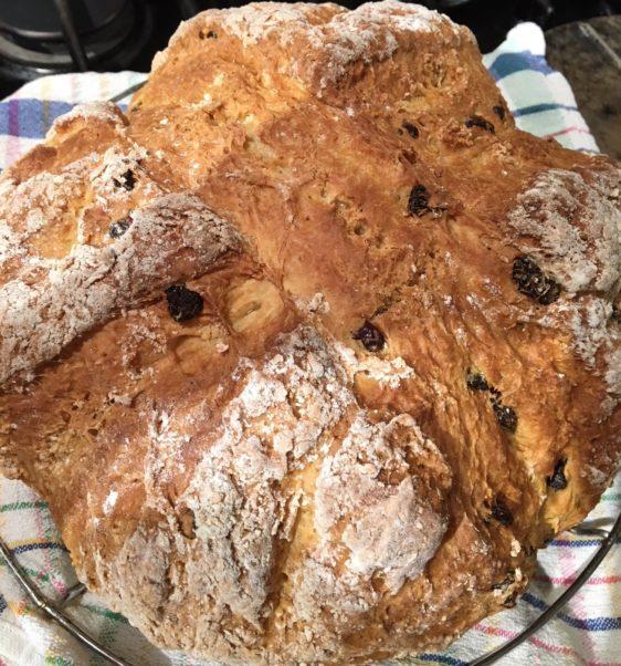 Cousin Aggie's Soda Bread Recipe