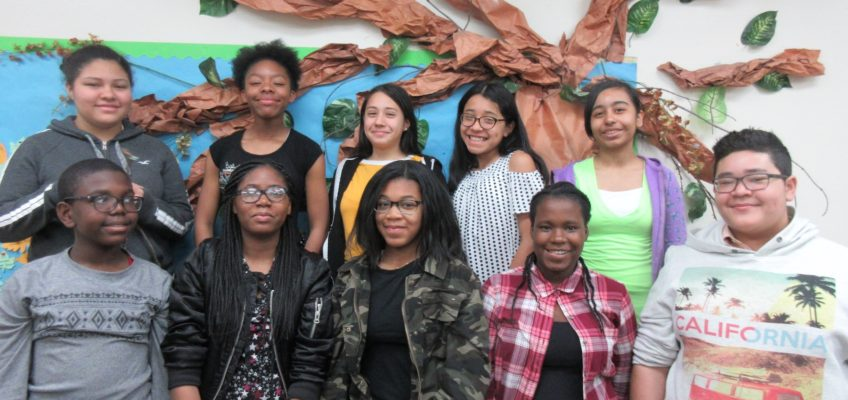 Four Months Later: Westbury Middle School Students Reflect on Art Contest