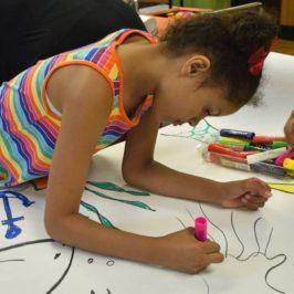 Children arts program