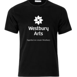 Black Westbury Arts shirt