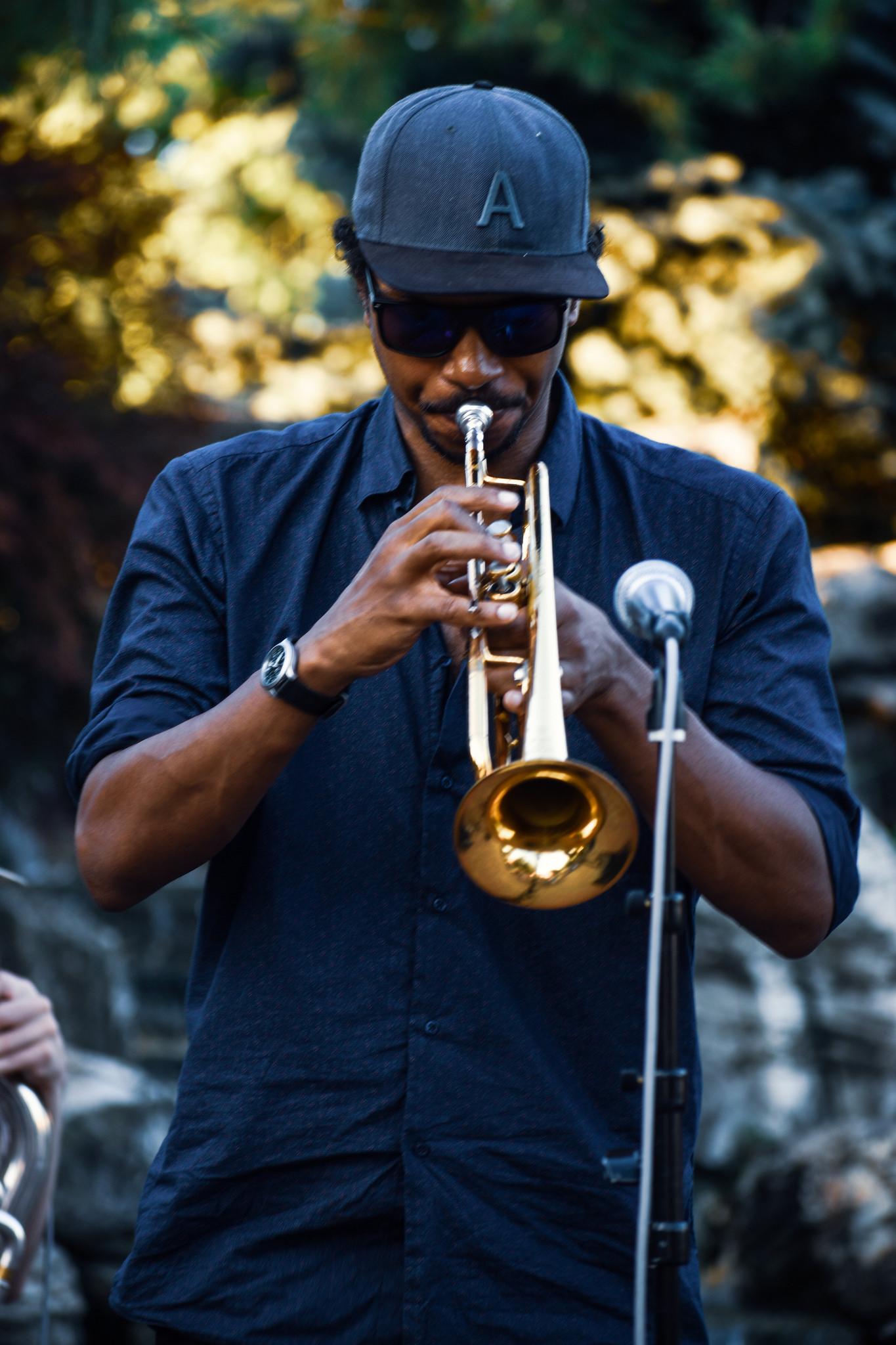 Underground Horns band