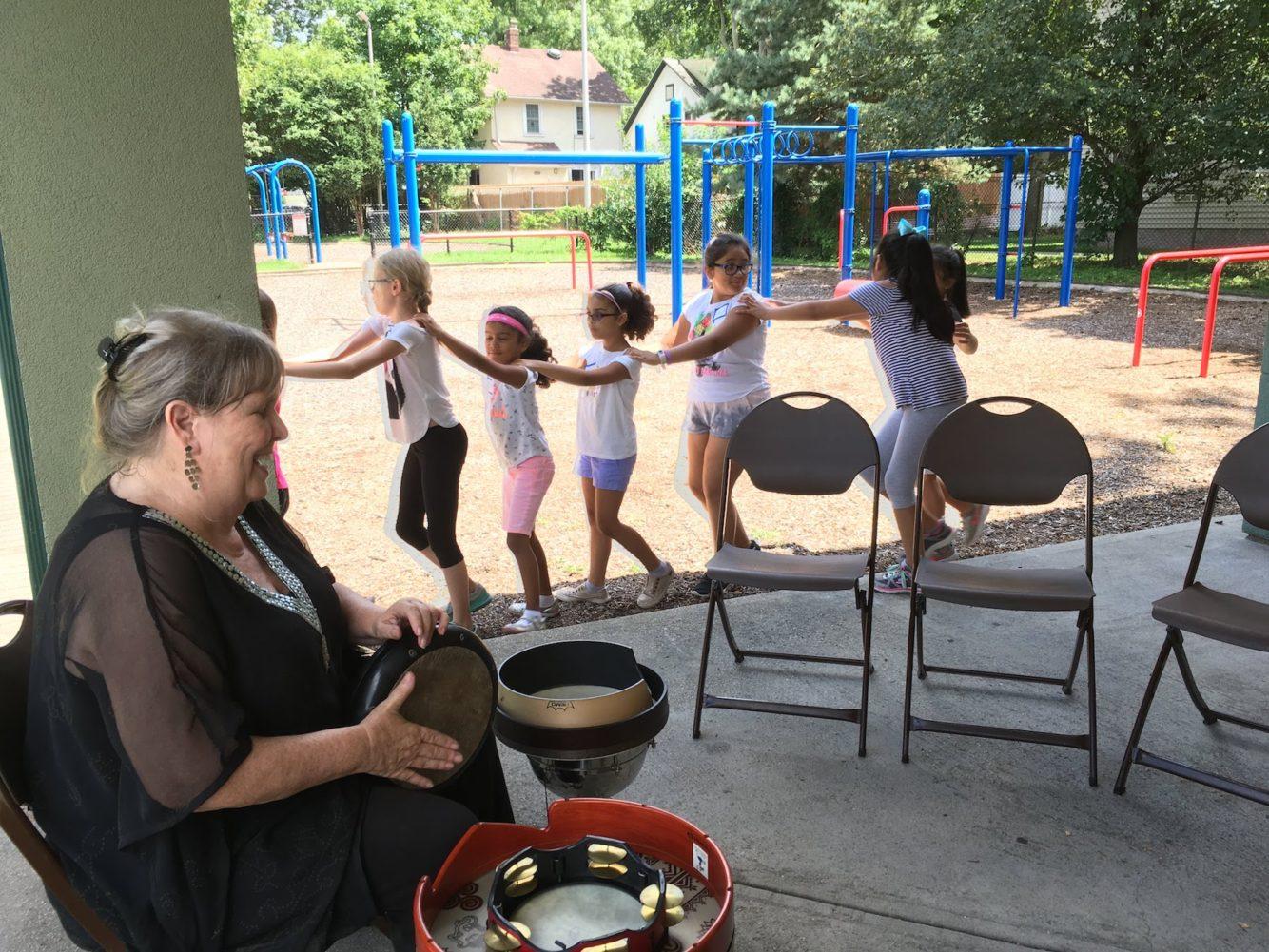 2018 - Westbury Arts - Summer Arts Camp - Week 4