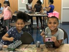 2018 - Westbury Arts - Summer Arts Camp