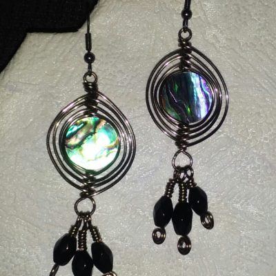 Donna Irvine earrings
