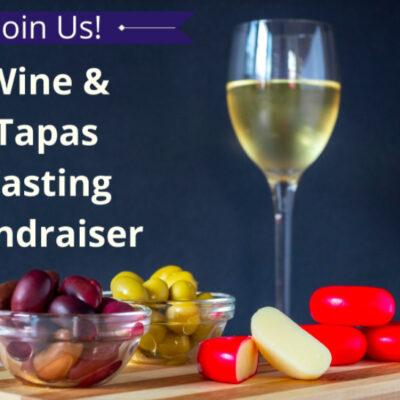 2020 Wine & Tapas Tasting Sponsorship